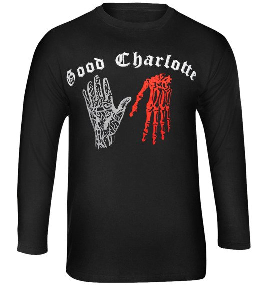 longsleeve GOOD CHARLOTTE - HANDS
