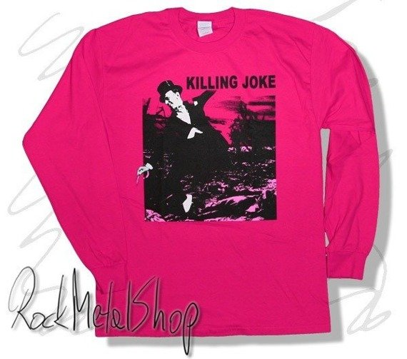 longsleeve KILLING JOKE - WAR DANCE RED