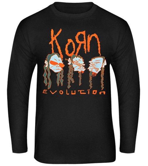 longsleeve KORN - EVOLUTION