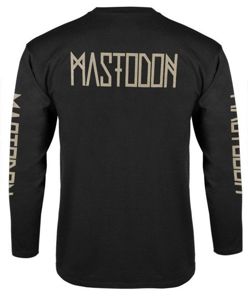 longsleeve MASTODON - DRY BONE VALLEY
