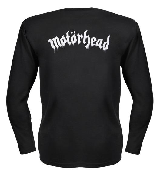 longsleeve MOTORHEAD - AFTERSHOCK