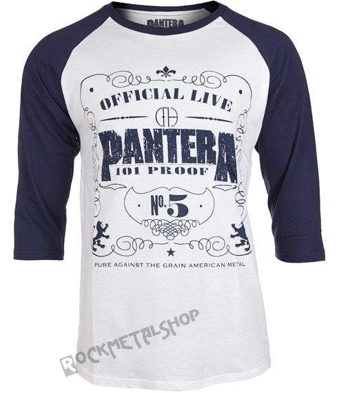 longsleeve PANTERA - 101, 3/4 rękaw