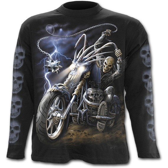 longsleeve RIDE TO HELL, Spiral