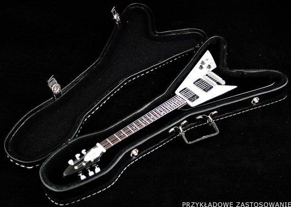 miniatura futerału gitarowego FLYING V