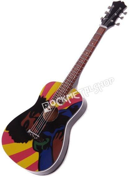 miniaturka gitary JIMI HENDRIX: GIBSON ACOUSTIC