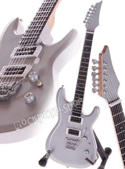 miniaturka gitary JOE SATRIANI: IBANEZ JS CHROME BOY