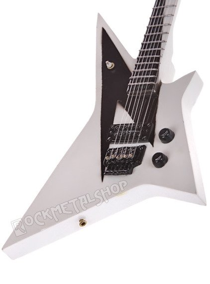 "miniaturka gitary KISS - ACE FREHLEY: WASHBURN CUSTOM ""Z"""