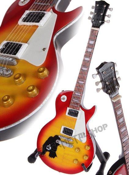 miniaturka gitary SLASH: GIBSON SLASH TRIBUTE