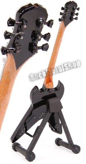 "miniaturka gitary STEEL PANTHER - RUSH PARRISH: ""ZAKK WYLDE ZV SIGNATURE"""