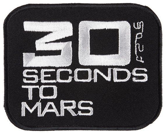 naszywka 30 SECONDS TO MARS