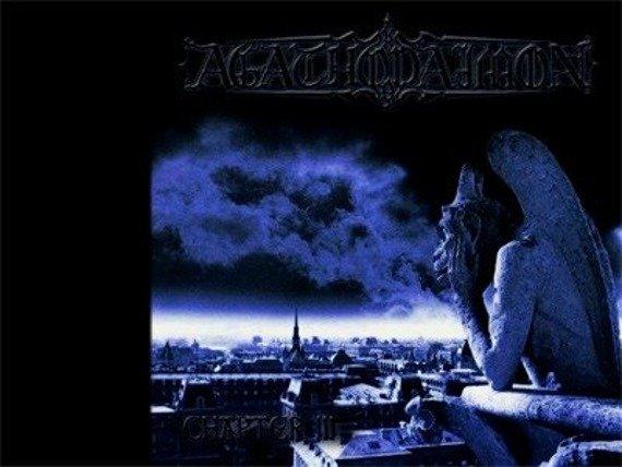 naszywka AGATHODAIMON - CHAPTER III