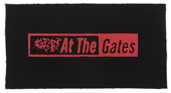 naszywka AT THE GATES - LOGO
