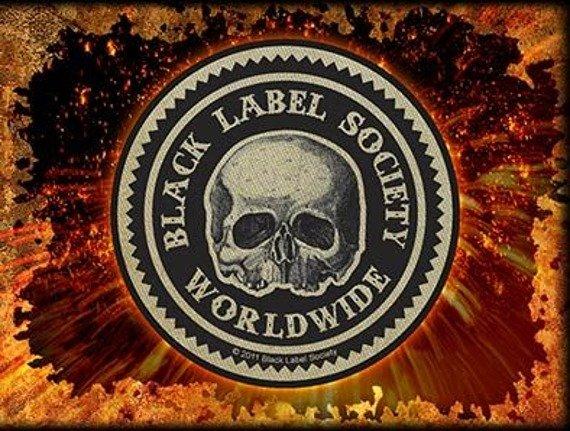 naszywka BLACK LABEL SOCIETY - HARDCORE IRON