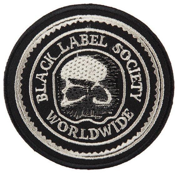 naszywka BLACK LABEL SOCIETY - WORLDWIDE