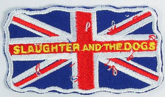 naszywka BRITISH
