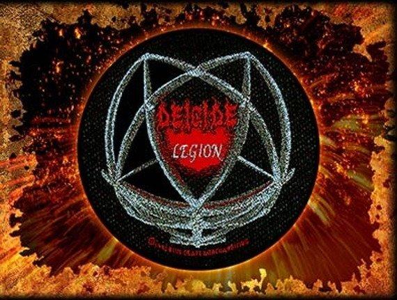 naszywka DEICIDE - LEGION