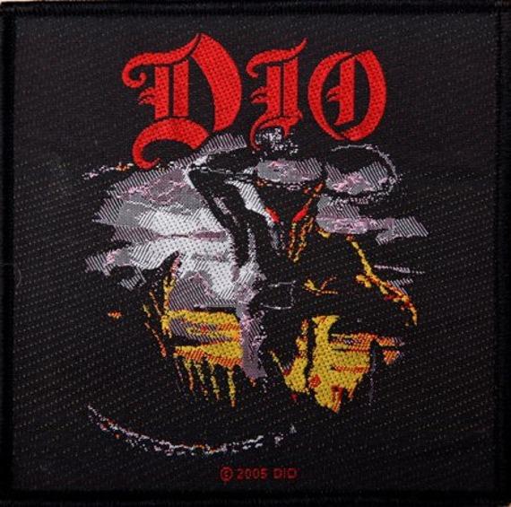 naszywka DIO - HOLY DIVER