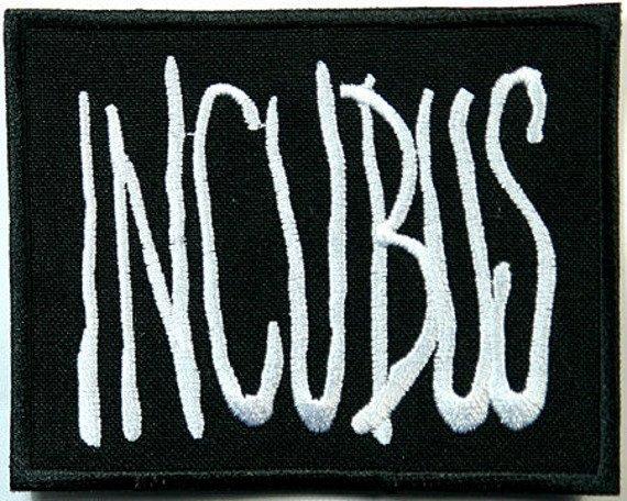 naszywka INCUBUS