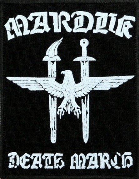 naszywka MARDUK - DEATH MATCH