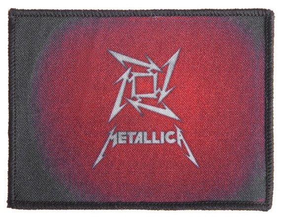 naszywka METALLICA - 4M