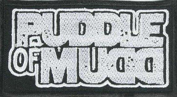 naszywka PUDDLE OF MUDD