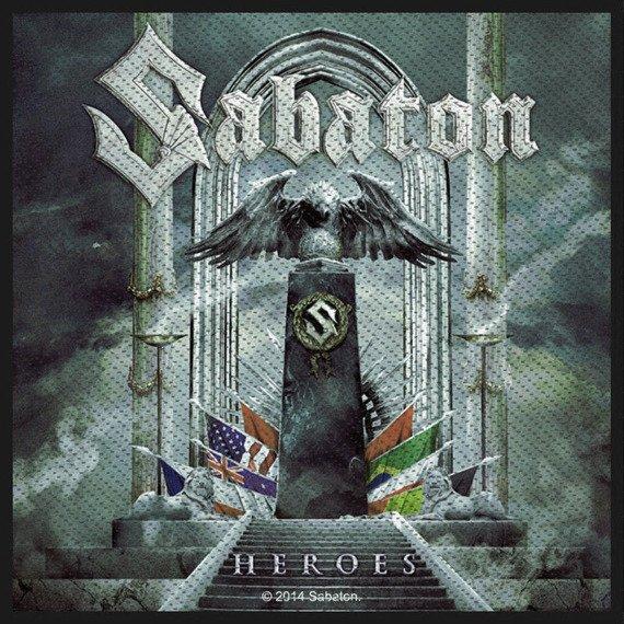 naszywka SABATON - HEROES DIG