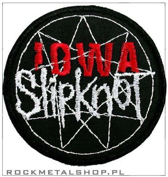 """naszywka SLIPKNOT """"IOWA"""""""
