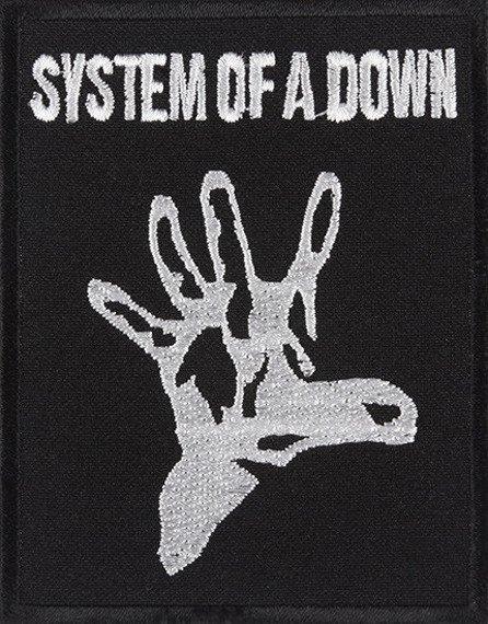 naszywka SYSTEM OF A DOWN