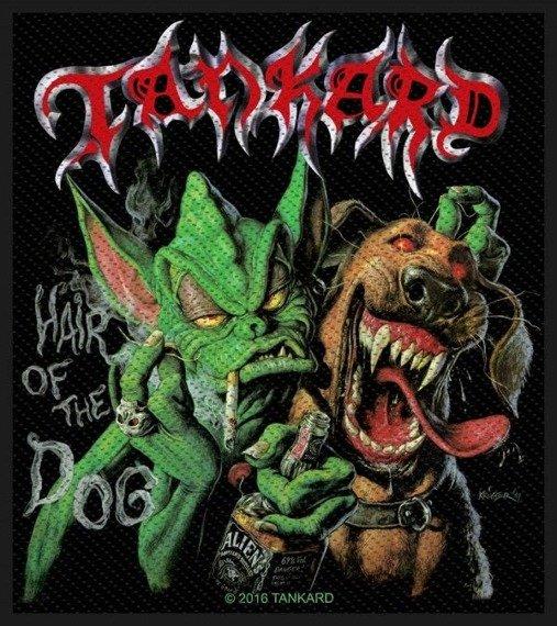 naszywka TANKARD - HAIR OF THE DOG