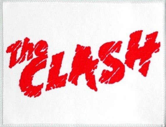 naszywka THE CLASH