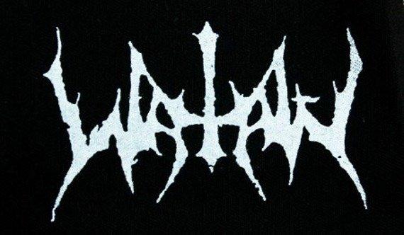 naszywka WATAIN - LOGO