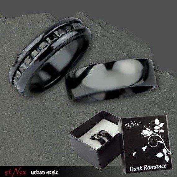 obrączki DARK ROMANCE 1, para