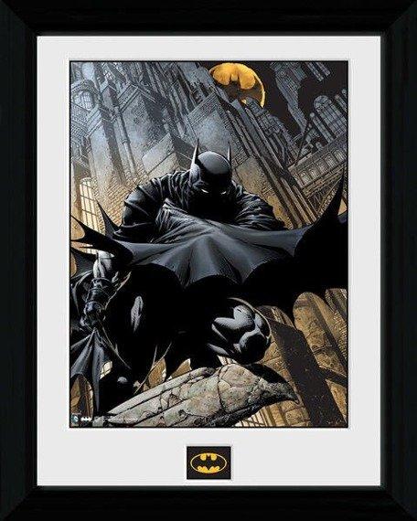 obraz w ramie BATMAN COMIC - STALKER