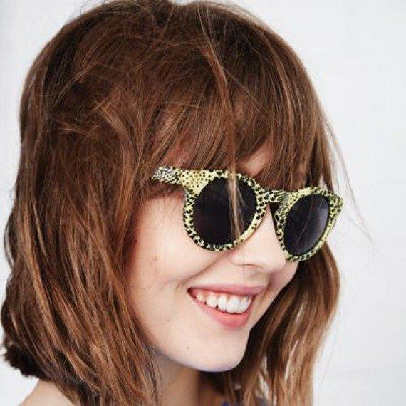 okulary VANS - SHADY LANE SUNGLASSES VIBRANT YELLOW