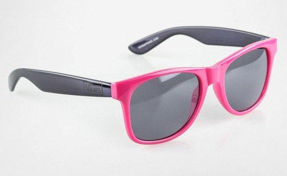 okulary VANS - SPICOLI 4 PINK BLACK