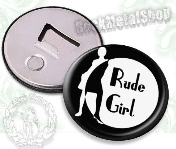 otwieracz do piwa RUDE GIRL