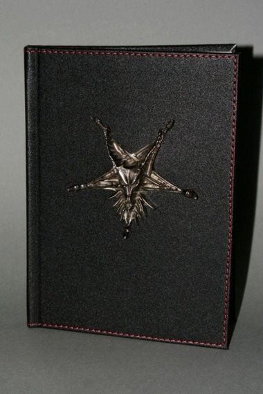 pamiętnik/dziennik BEPHOMET (AAA02) [BOREGER-002]