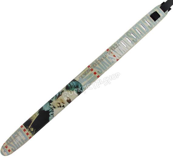 pas do gitary ELVIS PRESLEY skórzany, 63mm