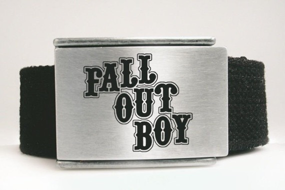 pas parciany FALL OUT BOY