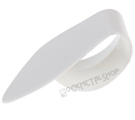 pazurek na kciuk ERNIE BALL WHITE, duży