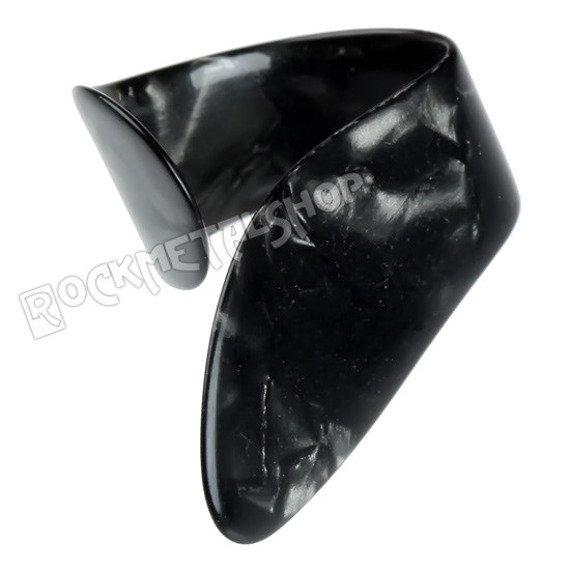 pazurek na kciuk duży BOSTON TORTOISE / BLACK