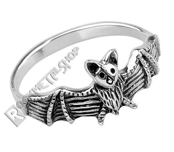 pierścień BAT, srebro 925
