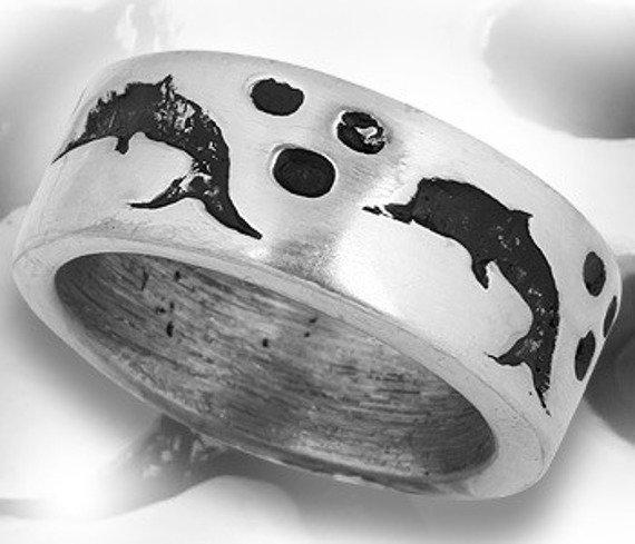 pierścień DELFINY