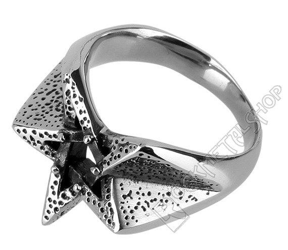 pierścień PENTAGRAM