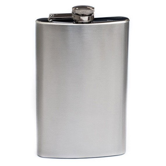 piersiówka CHROME 300 ml
