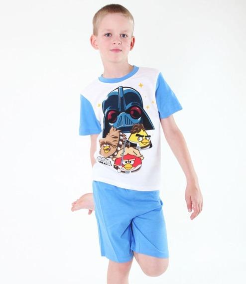 piżama dziecięca ANGRY BIRDS STAR WARS