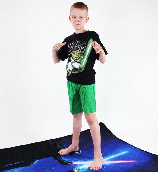 piżama dziecięca STAR WARS - JEDI MASTER
