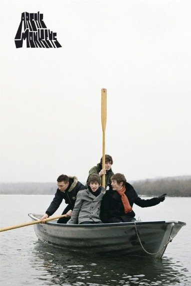 plakat ARCTIC MONKEYS - BOAT