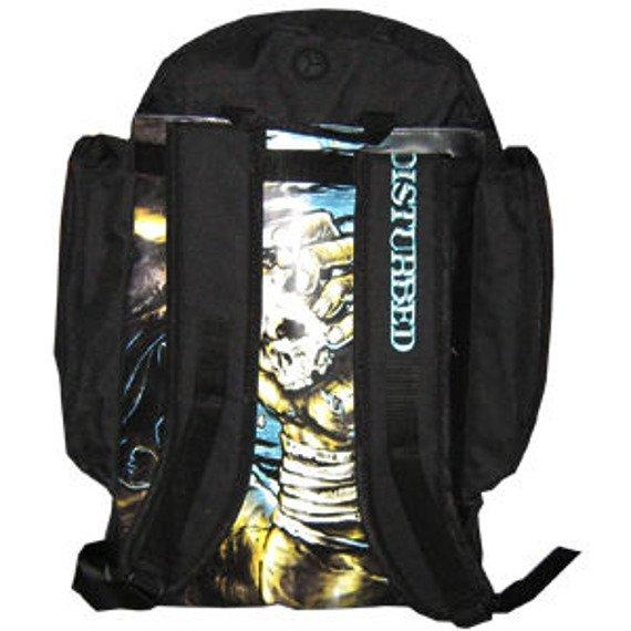 plecak DISTURBED - SKULL CRUSHER