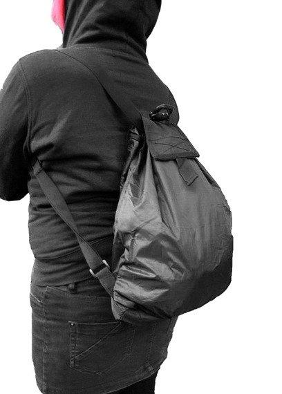 plecak ROLL-UP, lekki nieprzemakalny